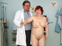 Old Tana visiting gyno specialist to get gyno check up