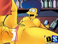 The Simpsons slut - Teen nerd Lisa from The Simpsons is oh so slutty