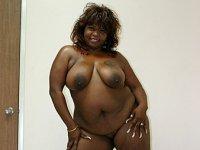 Black Big Beautiful Woman Gets Fucked