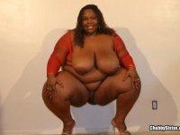 An overweight black slut banged six ways from Sunday