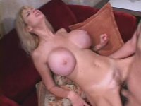 Slim slightly matured breasty babe getting hard sex thrill