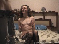 Jolly milf gets fucked and furtively filmed