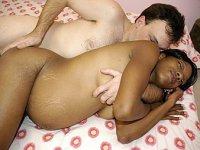 Pregant Black Whore Paid For Deep Sex